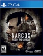 Narcos - Rise of the Cartels (PS4/Switch/XB1)