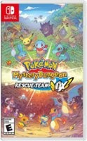 Pokemon Mystery Dungeon - Rescue Team DX (Switch)