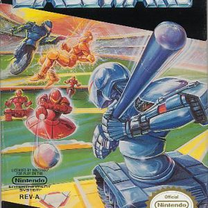 Cyberstadium Series Base Wars