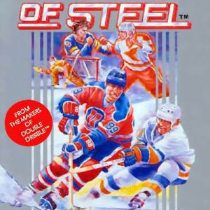 Blades of Steel Nintendo Game