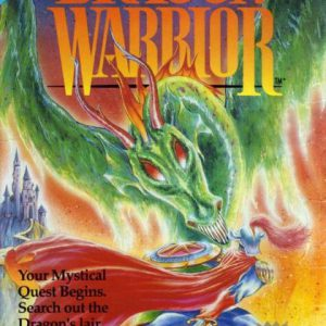 Dragon Warrior Nintendo game