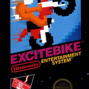 EXCITEBIKE Nintendo game