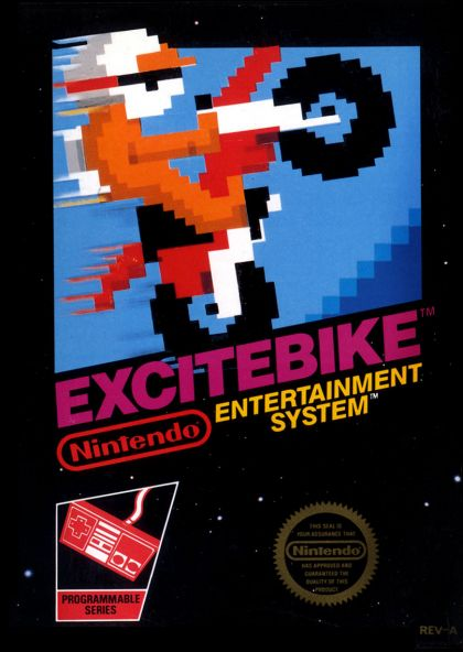 EXCITEBIKE Nintendo game