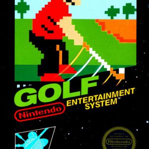 Golf Nintendo game