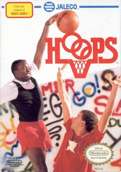Hoops video game Nintendo