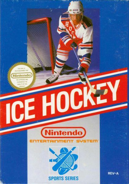 Ice Hockey video game Nintendo