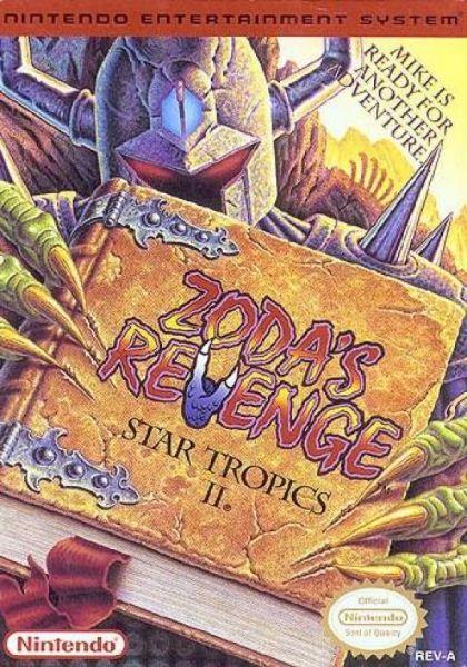 Star Tropics II: Zodas Revenge