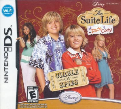 Suite Life Of Zack and Cody Circle of Spies