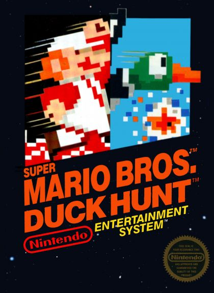 Super Mario Bros and Duck Hunt