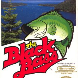 Black Bass Nintendo game