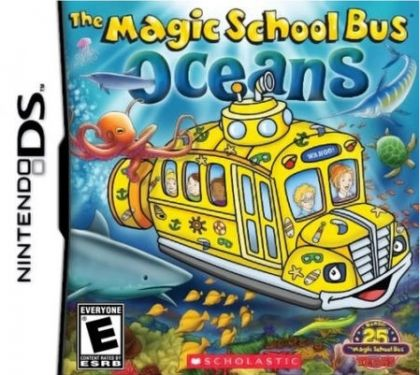 The Magic School Bus Oceans