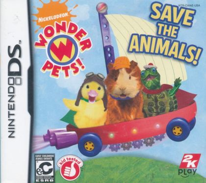 The Wonder Pets Save the Animals