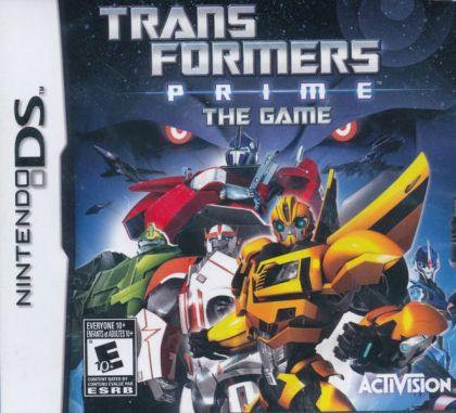 Transformers: Prime Nintendo DNS
