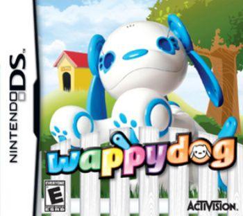 Wappy Dog with Toy