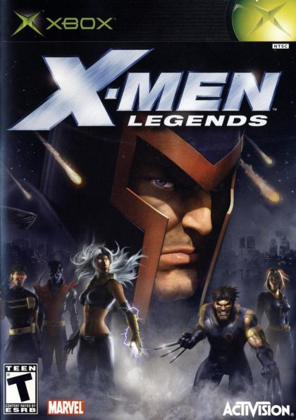 Xmen Legends