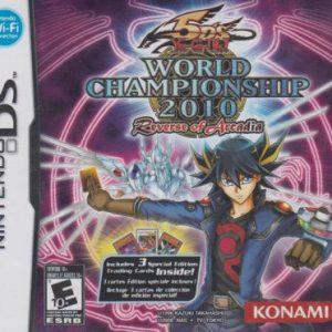 YuGiOh 5Ds World Championship 2010