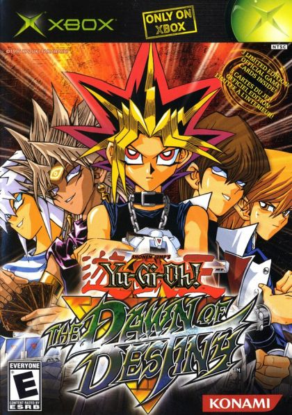 YuGiOh Dawn of Destiny