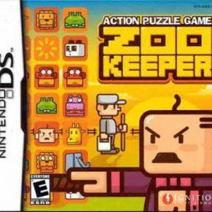 Zoo Keeper Nintendo game