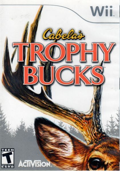 Cabelas Trophy Bucks