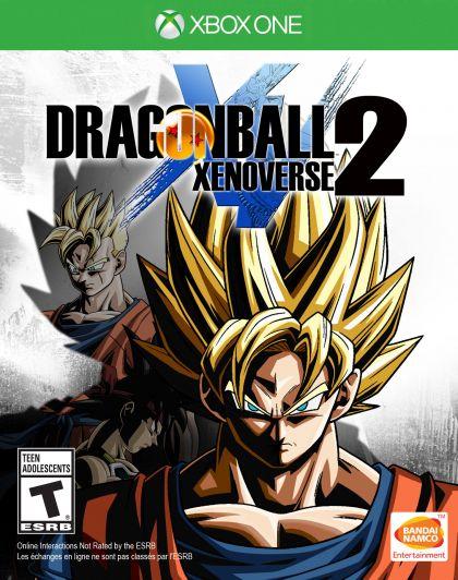 Dragon Ball Xenoverse 2 Day One Edition