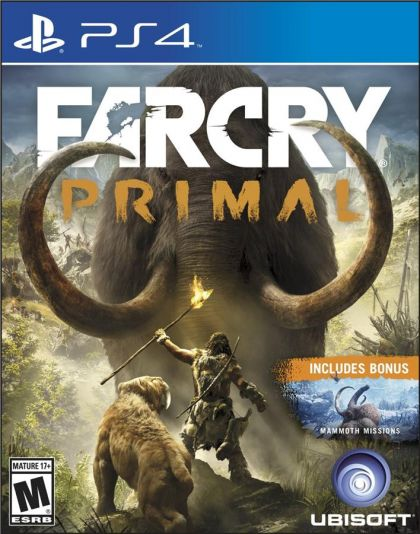 Far Cry Primal – PlayStation 4 Standard Edition