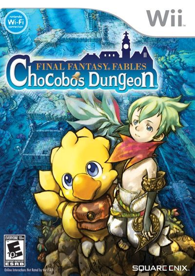 Final Fantasy Fables Chocobos Dungeon