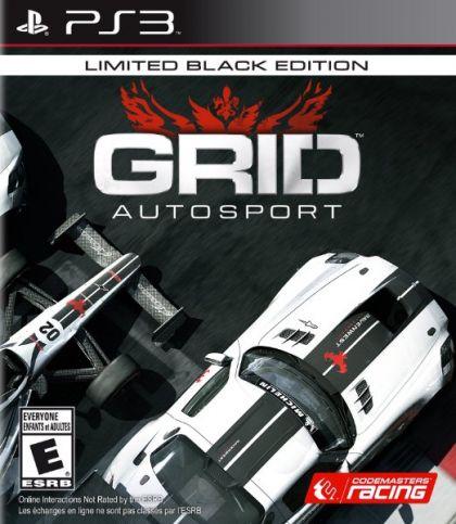 Grid Autosport: Limited Black Edition