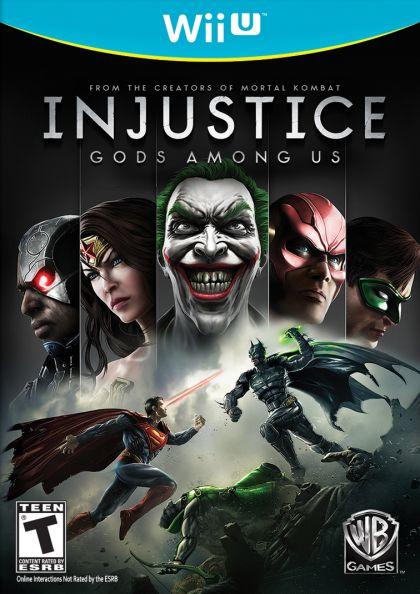 Injustice: Gods Among Us – Nintendo Wii U