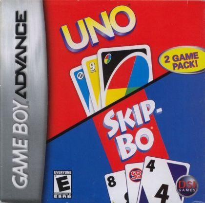 Uno and SkipBo