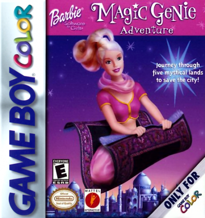 Barbie Magic Genie Adventure