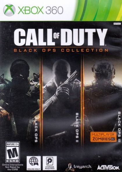 Call of Duty Black Ops Collection