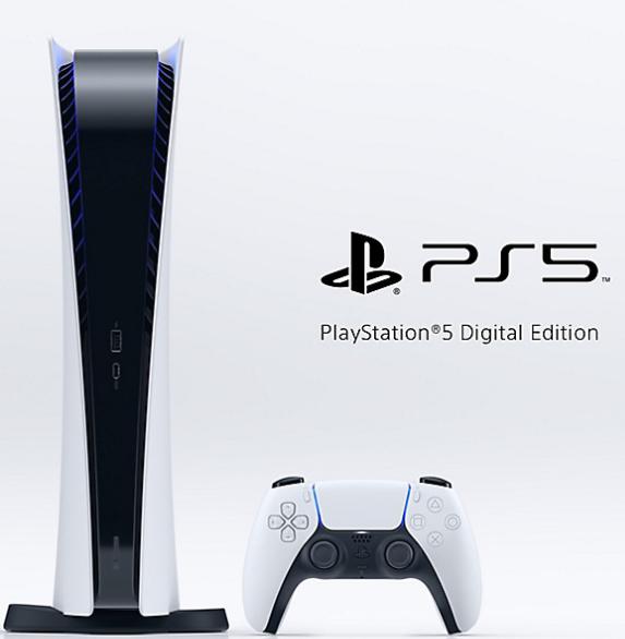 Playstation 5 Digitial Edition